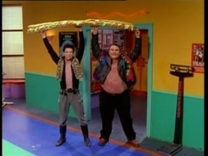 Power Rangers season 1 Episode 47