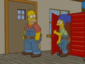 The Simpsons Season 18 :Episode 3  Please Homer, Don't Hammer 'Em
