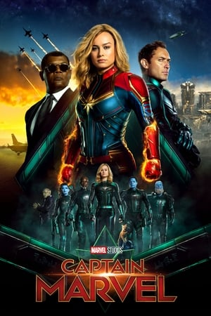 Baixar Capitã Marvel (2019) Dublado via Torrent