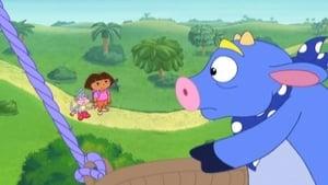 Dora the Explorer Season 1 :Episode 14  Sticky Tape