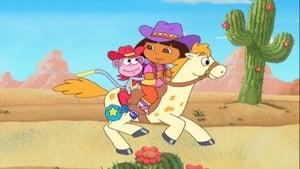 Dora the Explorer Season 2 :Episode 10  Pinto, the Pony Express