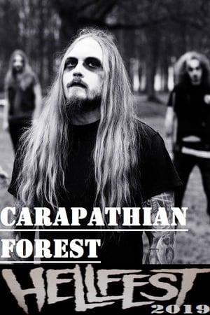 Carpathian Forest au Hellfest 2019