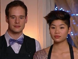 My Kitchen Rules Season 2 :Episode 2  Episode 02 - Kane and Lee (VIC)