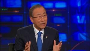 The Daily Show with Trevor Noah Season 19 :Episode 150  Ban Ki-moon