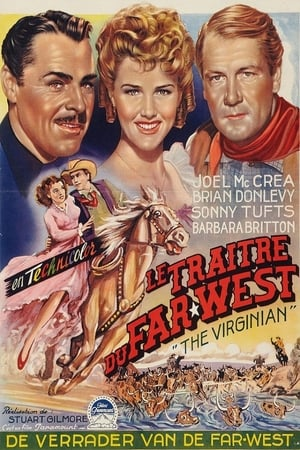 Le Traître du Far-West