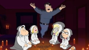 American Dad! Season 17 : Ghost Dad