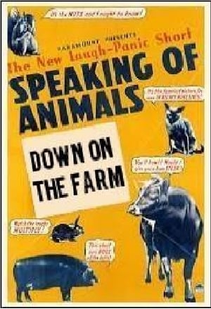 Speaking of Animals Down on the Farm (1941)