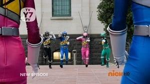 Power Rangers season 22 Episode 8