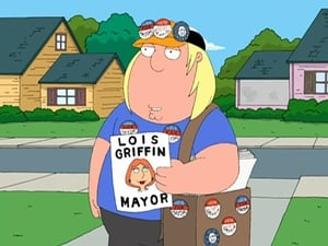 Family Guy Season 5 :Episode 17  It Takes a Village Idiot, and I Married One