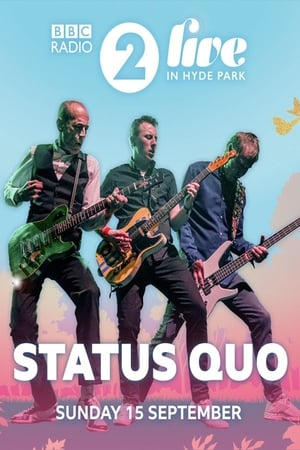 Status Quo - Live at Radio 2 Live in Hyde Park 2019