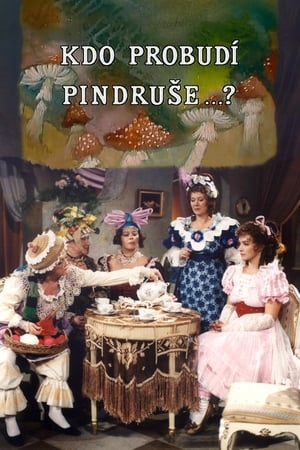 Kdo probudí Pindruše ...?