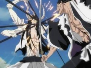 Confrontation?! Amagai vs. Gotei 13