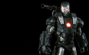 Captura de Iron Man 2 (2010) BrRip 720p – 1080p Dual
