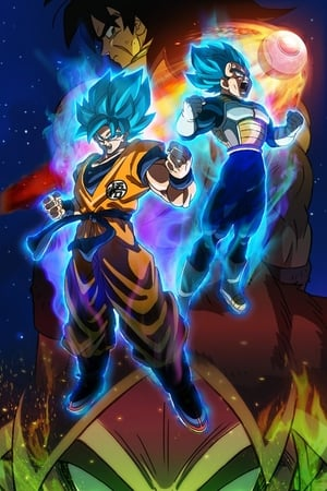 Dragon Ball Super: Broly Torrent, Download, movie, filme, poster