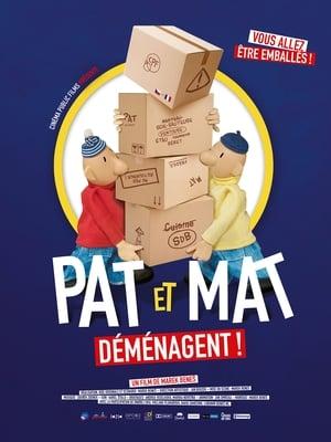 Pat & Mat déménagent !