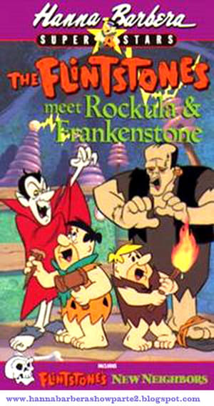 The Flinstones meet Rockula and Frankenstone