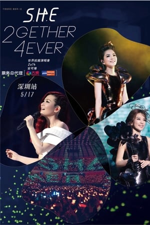 S.H.E 2gether 4ever Encore live concert in Taipei