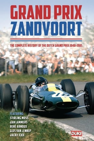 Watch Grand Prix Zandvoort Story Full Movie