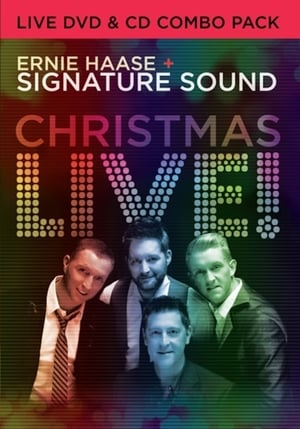 Ernie Hasse and Signature Sound: Christmas Live!