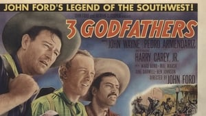 3 Godfathers (1948) Poster
