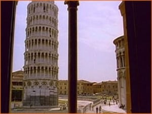Fall of the Leaning Tower