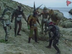 Kamen Rider Season 1 :Episode 66  Shocker Graveyard, Revived Monsters