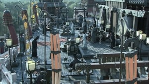 Cao Cao hosts a banquet at the Bronze Sparrow Platform