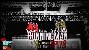 Running Man Season 1 :Episode 178  Year End Special