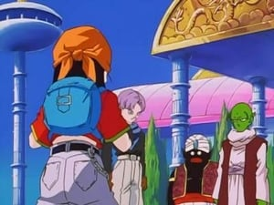 Dragon Ball GT Season 1 :Episode 40  Piccolo's Decision