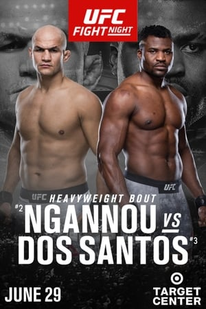 UFC on ESPN 3: Ngannou vs Dos Santos (2019)