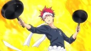 Food Wars! Shokugeki no Soma Season 1 :Episode 14  Metamorphosis