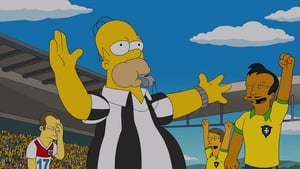 The Simpsons Season 25 :Episode 16  You Don't Have to Live Like a Referee
