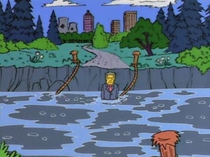The Simpsons Season 5 :Episode 20  The Boy Who Knew Too Much