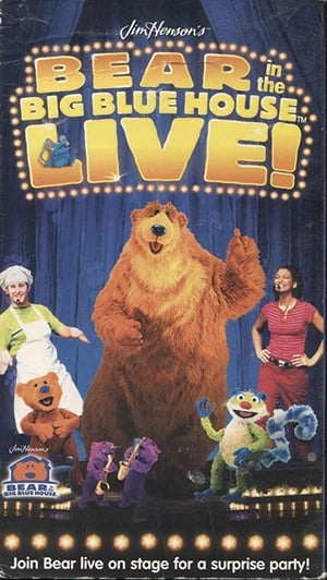Bear in the Big Blue House LIVE! - Surprise Party (1969)