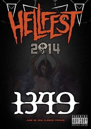 1349 - Live at Hellfest, Clisson, FRA 2014