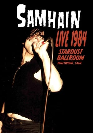 Samhain: Live 1984 at the Stardust Ballroom
