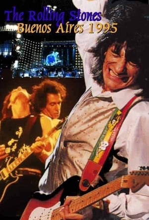 The Rolling Stones Live in Buenos Aires 1995