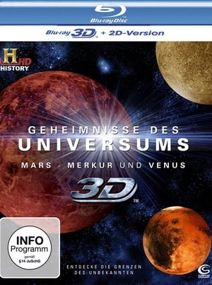 Secrets of the Universe-Disc 3 (Mars, Mercury and Venus) (1970)