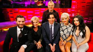 Jamie Dornan, Julie Walters, Stephen Mangan, Charli XCX and Rita Ora