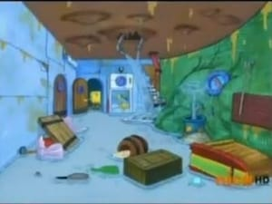SpongeBob SquarePants Season 9 : Larry's Gym