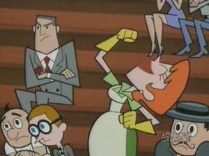 Captura de El laboratorio de Dexter 4×17