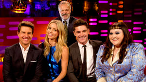 The Graham Norton Show Season 21 :Episode 9  Tom Cruise, Annabelle Wallis, Zac Efron, Beth Ditto