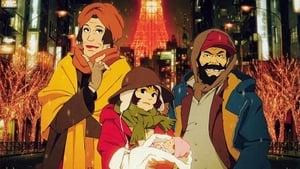 Poster Tokyo Godfathers Online