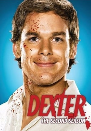 Dexter 2ª Temporada Torrent, Download, movie, filme, poster
