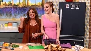 Rachael Ray Season 13 :Episode 84  Lindsay Lohan Reveals What It's Like To Fire Someone + Organizing Guru Marie Kondo's Genius Folding Tricks
