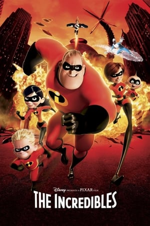 Watch The Incredibles Full Movie