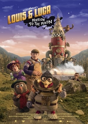Baixar Louis & Luca: Mission to the Moon (2018) Dublado via Torrent