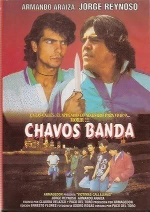 Chavos banda (Víctimas callejeras)