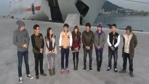 Running Man Season 1 :Episode 18  Running Man Cruise Special