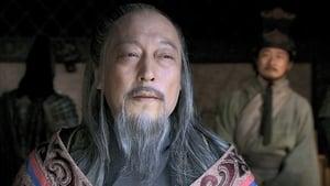 Zhuge Liang sends a letter to ridicule Sima Yi